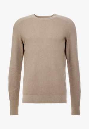 JAYDEN - Sweter - grey taupe