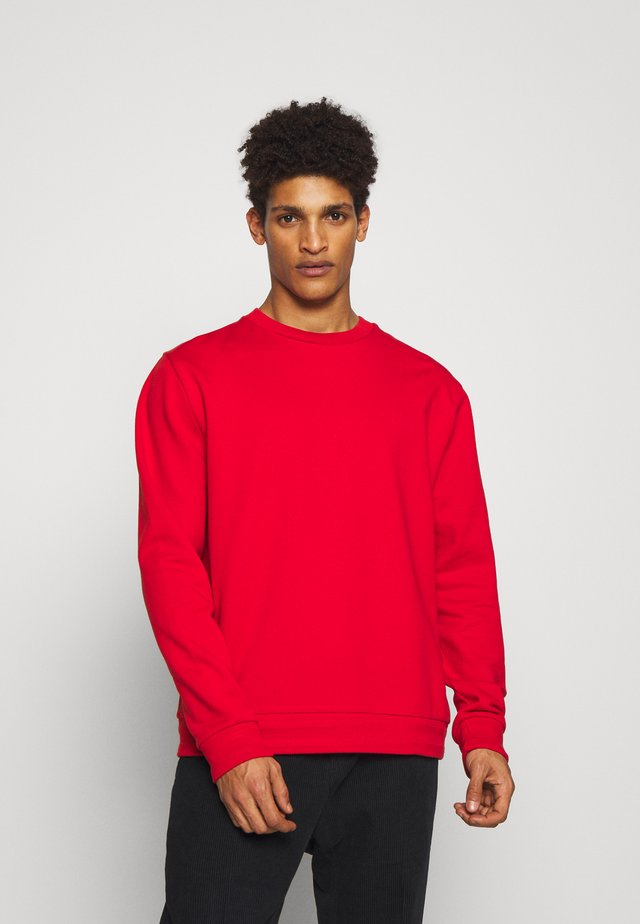 ISAAC - Sweatshirt - red