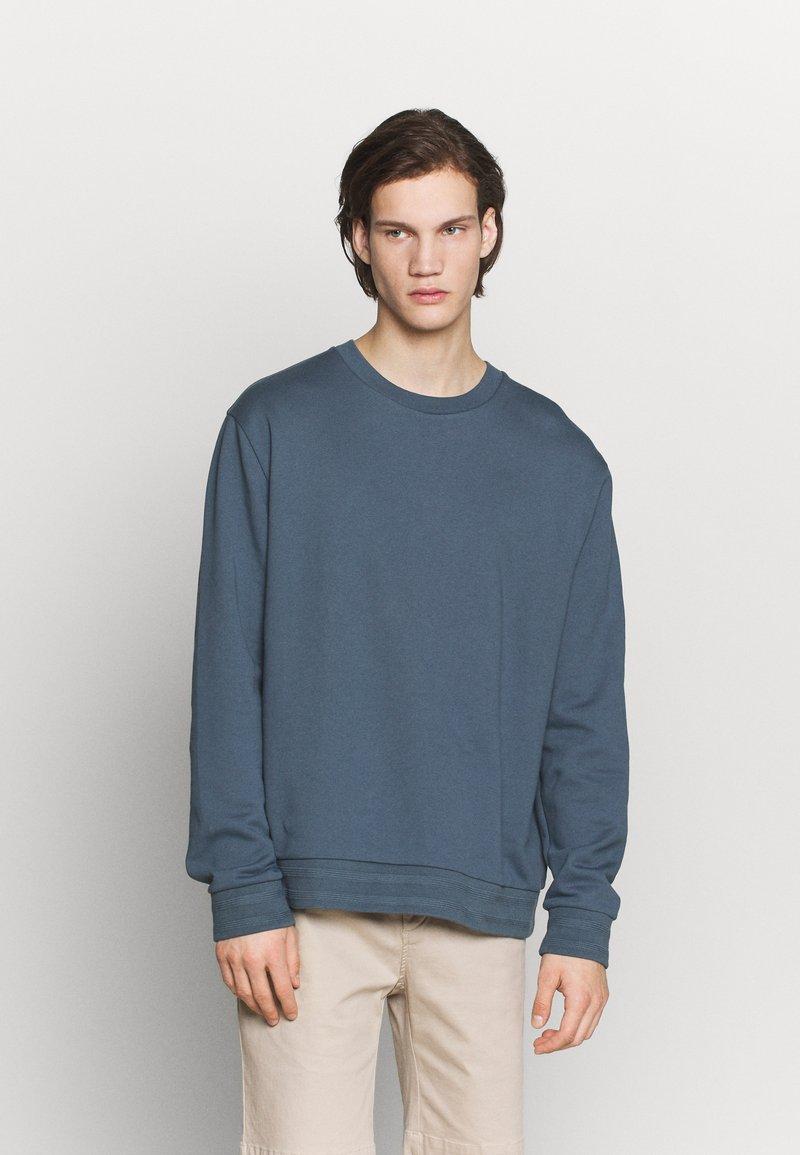 Filippa K - ISAAC - Sweatshirt - blue grey