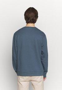 Filippa K - ISAAC - Sweatshirt - blue grey - 2