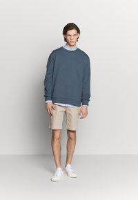 Filippa K - ISAAC - Sweatshirt - blue grey - 1