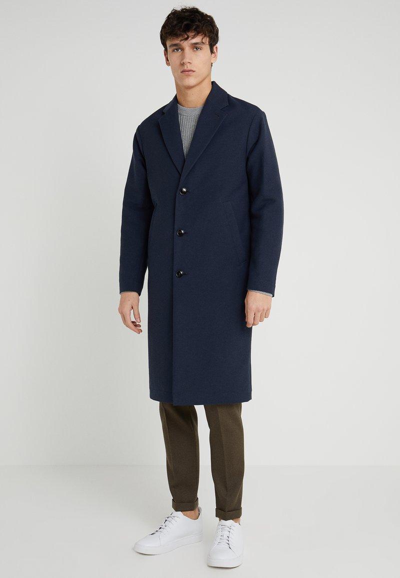 Filippa K - LUKE COAT - Manteau classique - navy