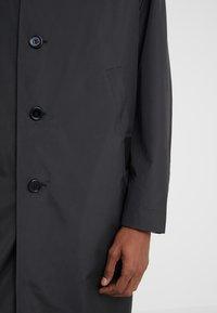 Filippa K - LUCIEN FRONT RUNNER COAT - Zimní kabát - black - 4