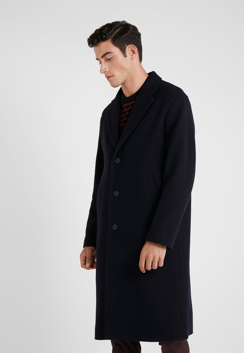 Filippa K - LYON COAT - Wollmantel/klassischer Mantel - dark navy
