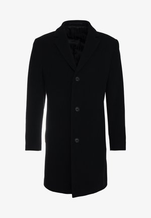 LYON COAT - Villakangastakki - dark navy