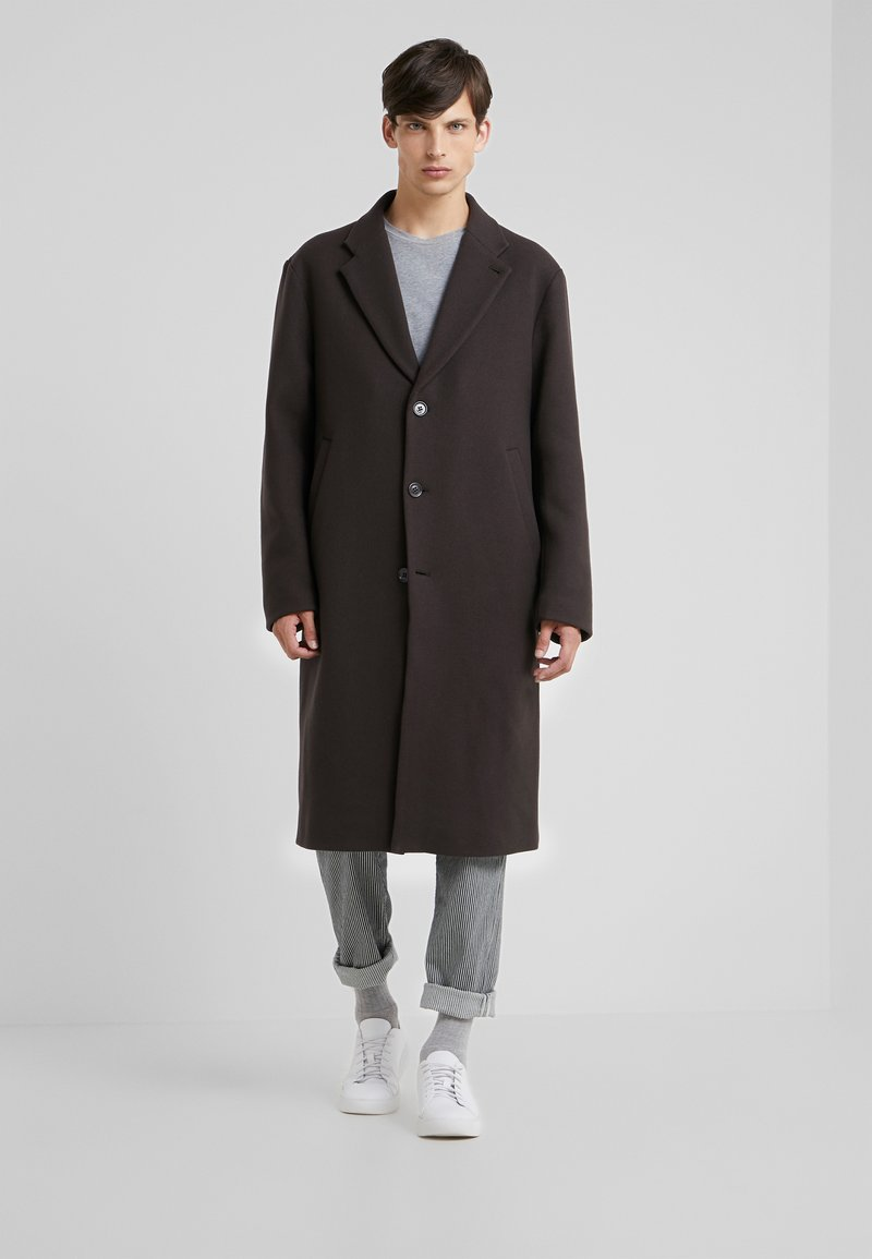 Filippa K - LYON COAT - Manteau classique - dark mole