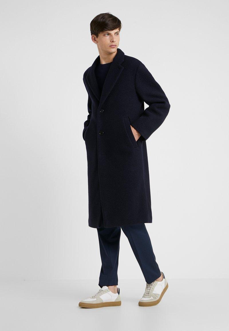 Filippa K - LYON BONDED COAT - Manteau classique - dark navy