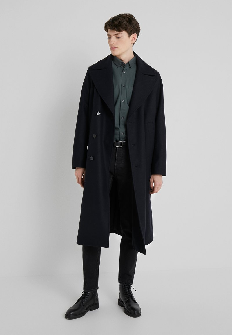 Filippa K - VIGO COAT - Kåpe / frakk - black