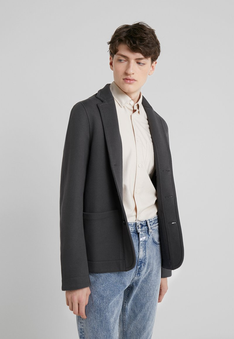 Filippa K - MITCH BLAZER - Blazer jacket - ink grey