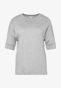 Filippa K - SOFT - T-shirt basic - light grey - 4