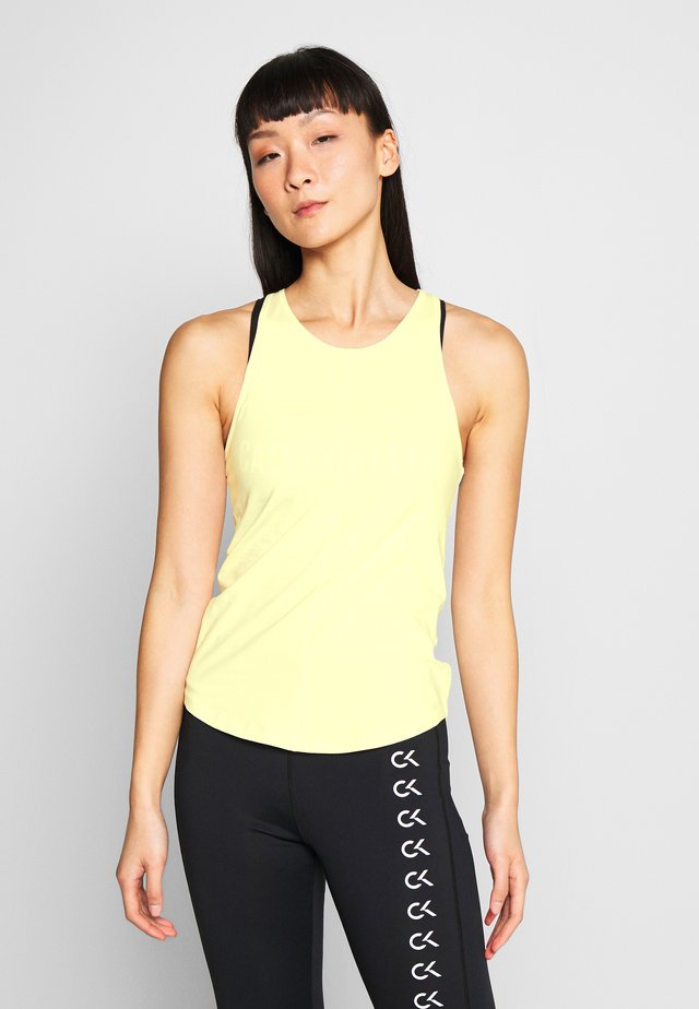 RACER TANK - Top - off white