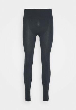 HIGH SEAMLESS LEGGING - Legging - coal