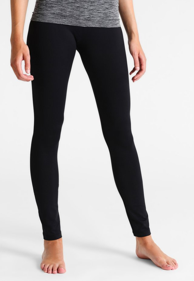 YOGA LEGGINGS - Punčochy - black