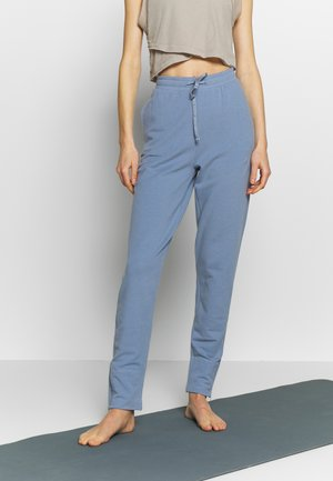 AMERICAN JOGGER - Pantalon de survêtement - misty blue