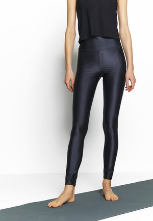 GLOSS LEGGING - Legging - storm blue