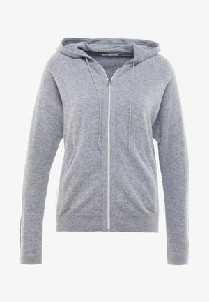 SOFT SPORT HOODIE - Trainingsvest - grey melange