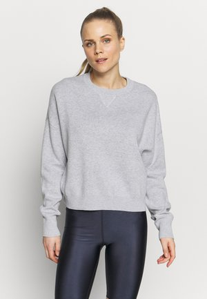 Pullover - light grey
