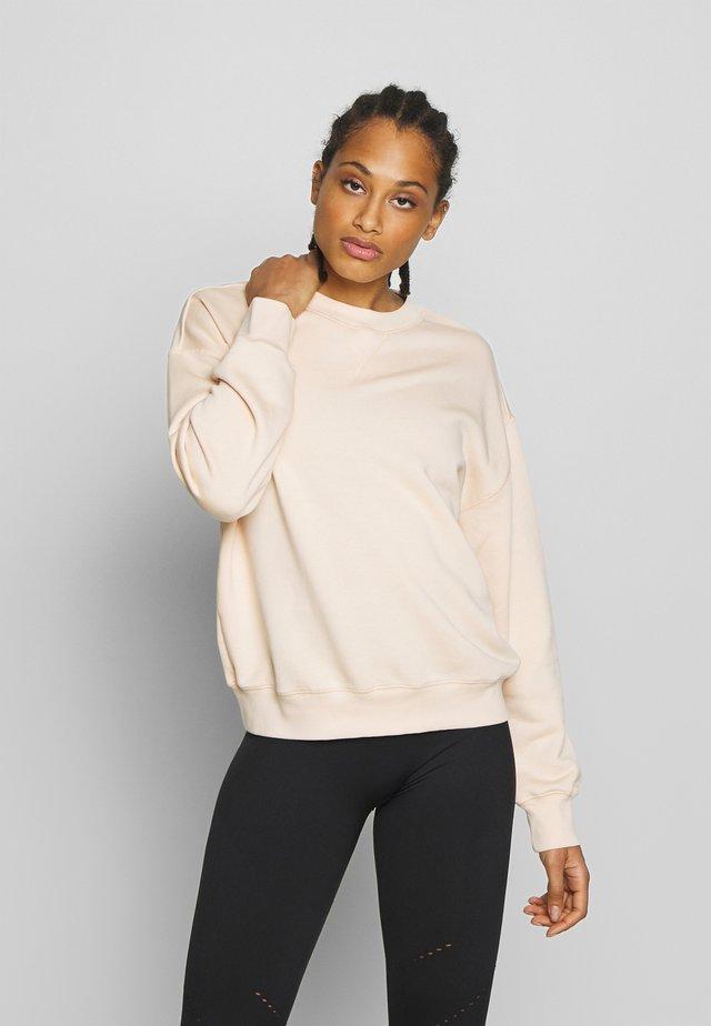 Sweatshirt - meringue