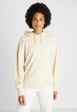 HOODED - Hoodie - smoky peach