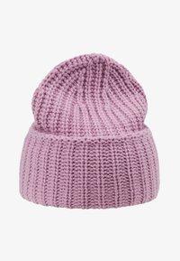 Filippa K - CORINNE HAT - Čepice - mid pink - 3