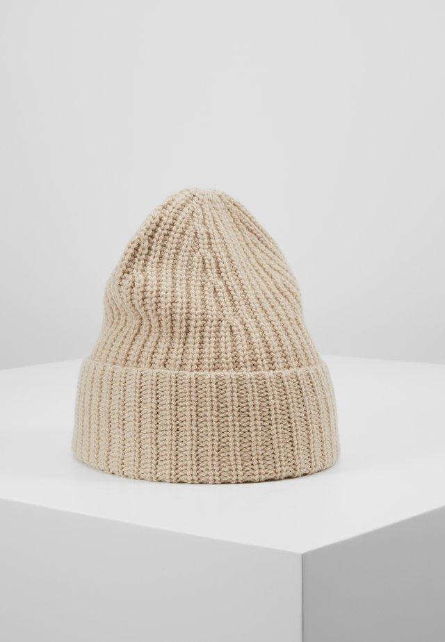 ELISA BEANIE - Mütze - beige