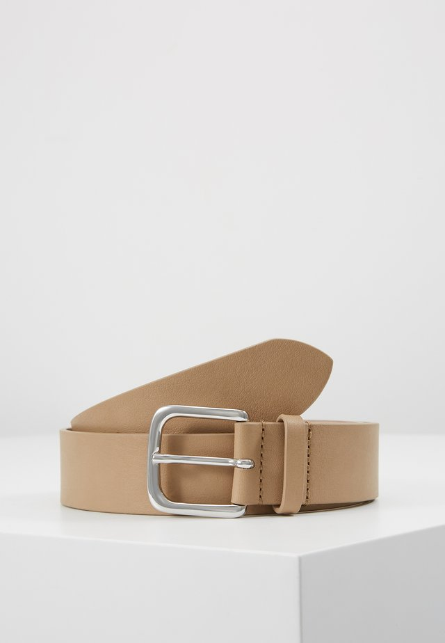 JEAN HIP BELT - Ceinture - almond brown