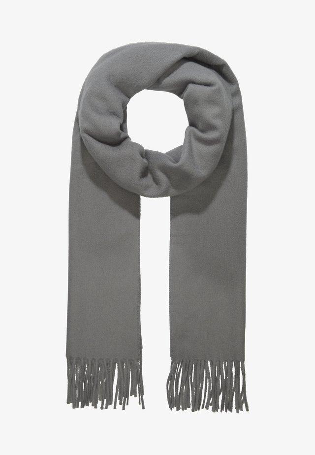 BLEND SCARF - Halsduk - mineral grey
