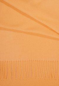 Filippa K - BLEND SCARF - Šála - pale orange - 2