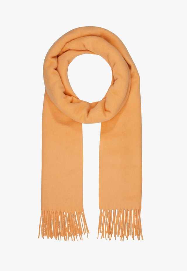 BLEND SCARF - Huivi - pale orange