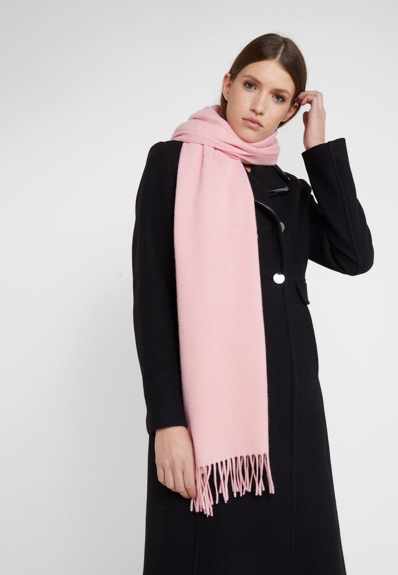 Filippa K - BLEND SCARF - Šála - taffy pink