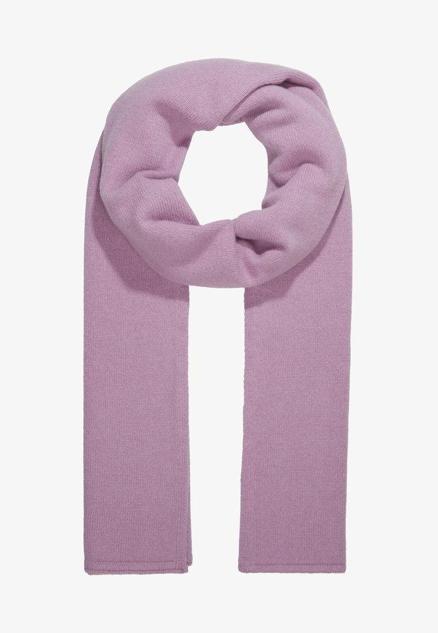 CORINNE SCARF - Scarf - mid pink