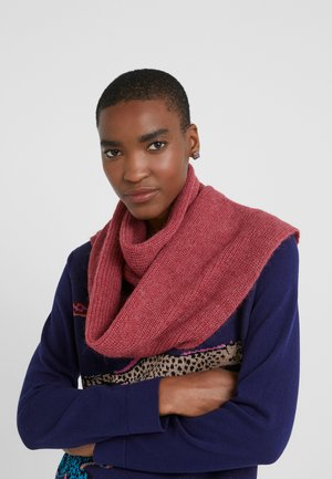 CLAIRE BLEND SCARF - Szal - raspberry