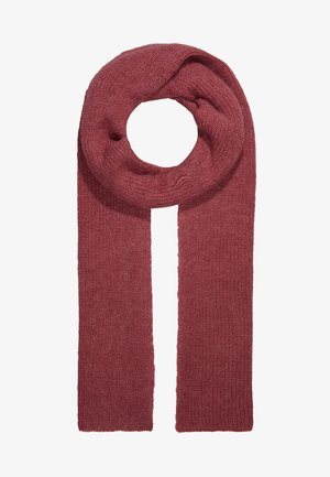 CLAIRE BLEND SCARF - Sjal - raspberry
