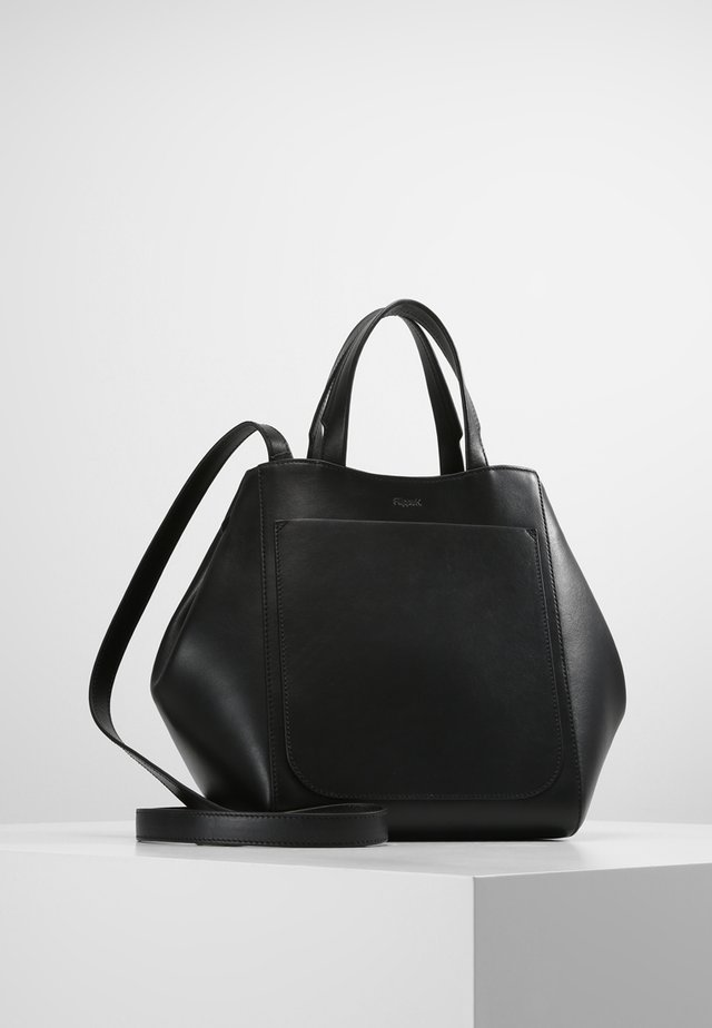 SHELBY MINI BUCKET  - Käsilaukku - black
