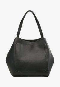 Filippa K - SHELBY BUCKET BAG - Torebka - black - 4