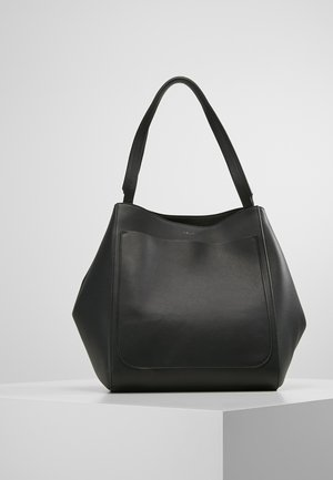 SHELBY BUCKET BAG - Kabelka - black