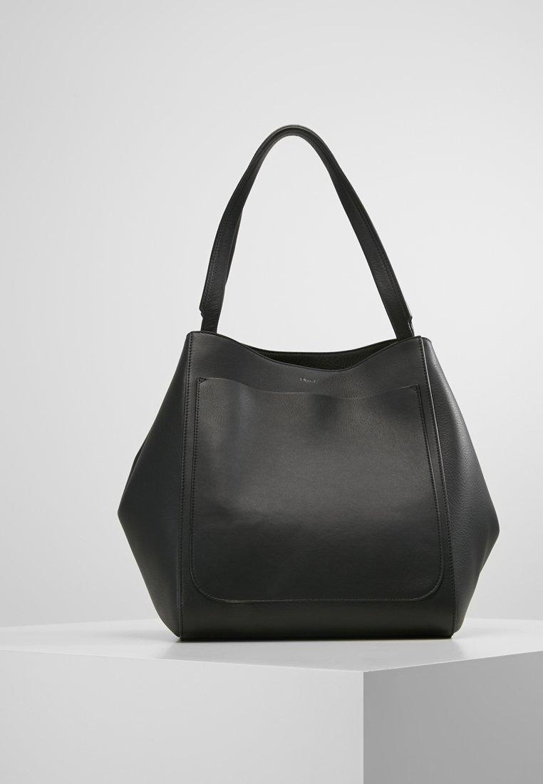 Filippa K - SHELBY BUCKET BAG - Torebka - black