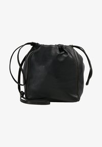 Filippa K - LENA SOFT BUCKET BAG - Sac bandoulière - black - 5