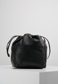 Filippa K - LENA SOFT BUCKET BAG - Sac bandoulière - black - 2