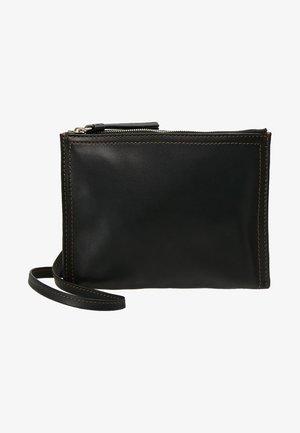 ALLISON ZIP POUCH - Taška spříčným popruhem - black