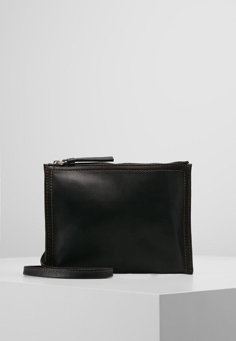 Filippa K - ALLISON ZIP POUCH - Across body bag - black