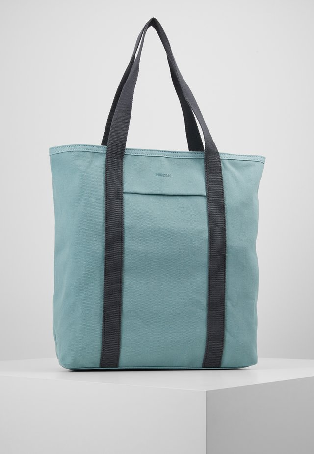 KAYLA TOTE - Shopping bag - mint powde