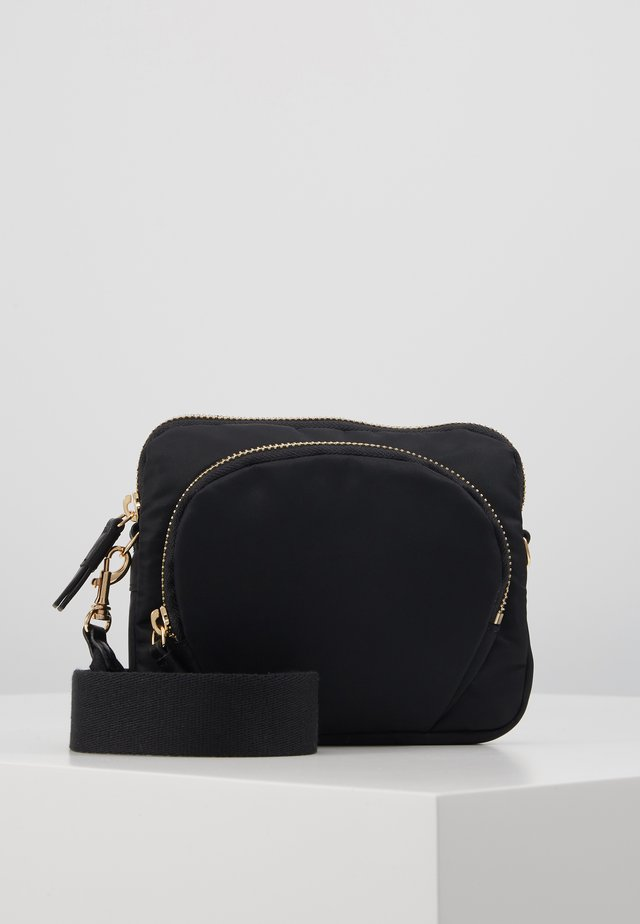 MINI BAG - Olkalaukku - black