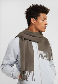 Filippa K - SCARF - Sjal - gull grey - 0