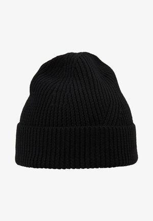 BEANIE - Bonnet - black