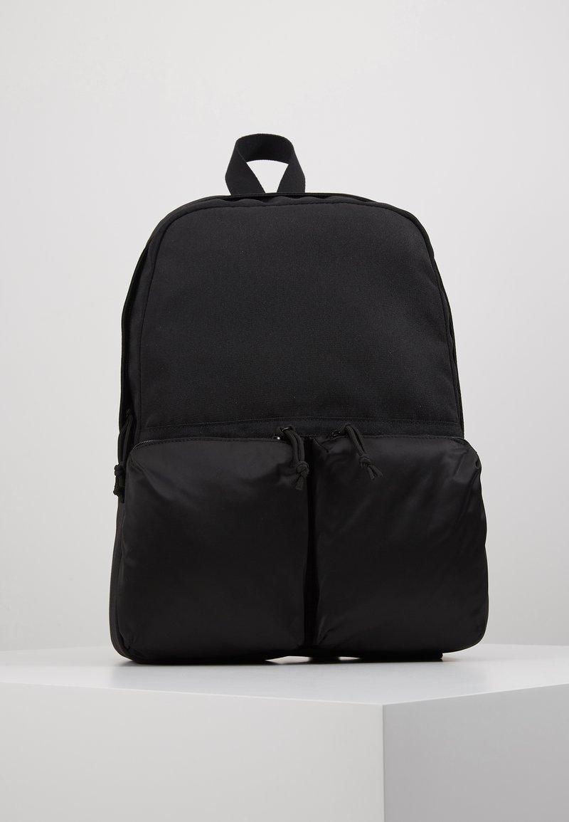 Filippa K - ALEX BACKPACK - Tagesrucksack - black