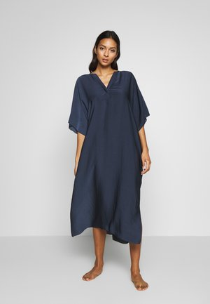 DRESSY KAFTAN - Beach accessory - storm blue