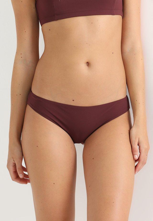 CLASSIC BRIEF - Bikiniunderdel - claret