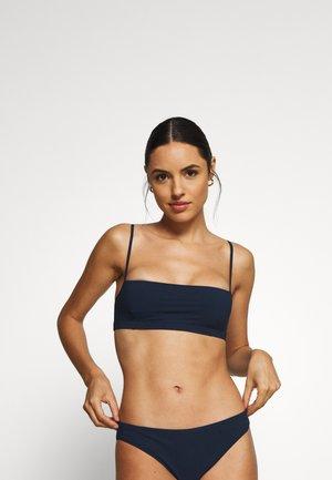 BANDEAU STRAP  - Bikini top - oceanblue