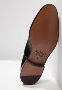 Fratelli Rossetti - Elegantní šněrovací boty - nero - 4